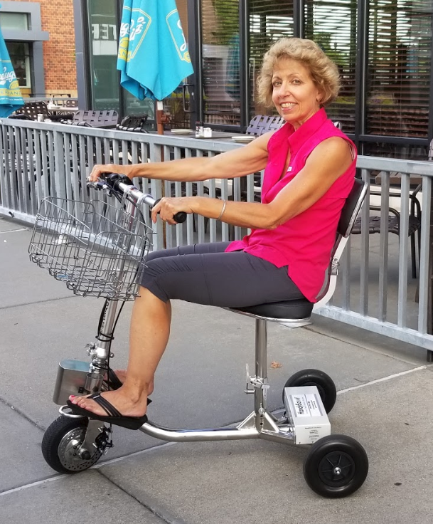 Mary_Beth on HandyScoot in FL